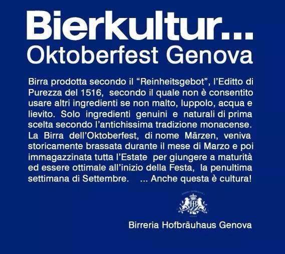 oktoberfest genova_bierkultur