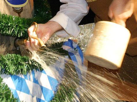 oktoberfest genova_rito inaugurazione