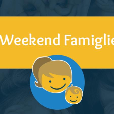 Programma del Primo week-end delle famiglie